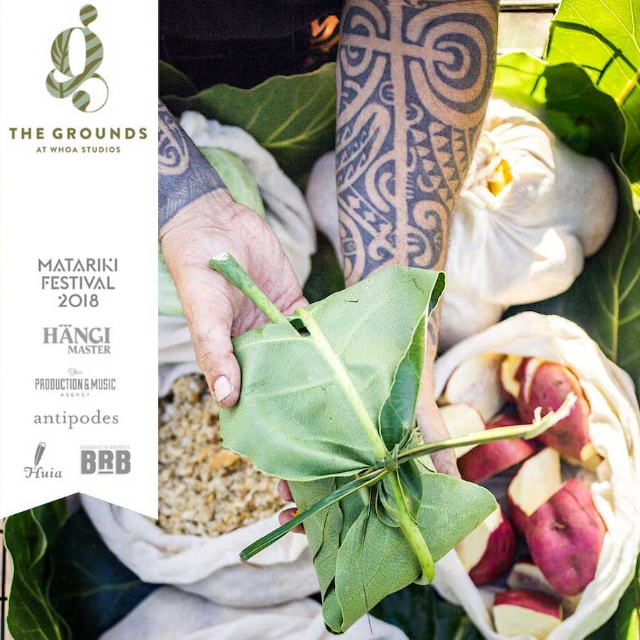 the grounds nz matariki gourmet hangi